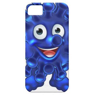 Virus Bacteria Alien or Monster Cartoon Character iPhone SE/5/5s Case