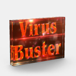 Virus Buster Red Lights ©AH2017 Award