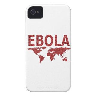 Virus de Ebola Carcasa Para iPhone 4