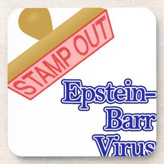 Virus de Epstein-Barr Posavasos De Bebida