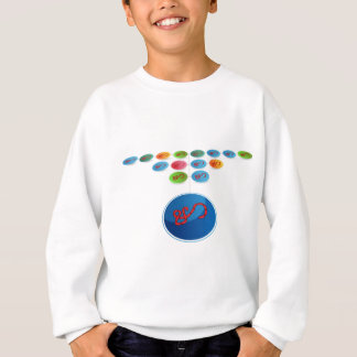 Virus Expansion Chart Sweatshirt
