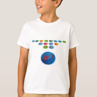 Virus Expansion Chart T-Shirt