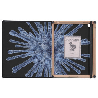 Virus Infected Cell Cover For iPad