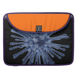 Virus Infected Cell MacBook Pro Sleeves