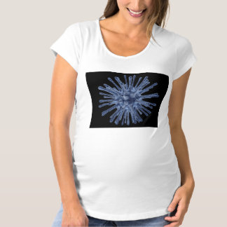 Virus Infected Cell Maternity T-Shirt