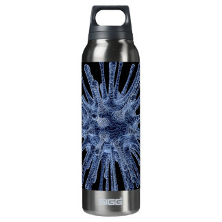 Virus Infected Cell Thermos Bottle