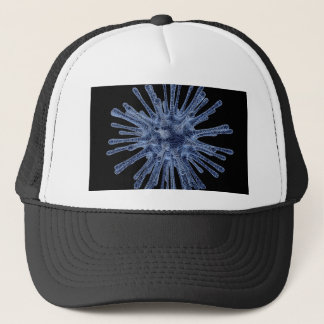 Virus Infected Cell Trucker Hat