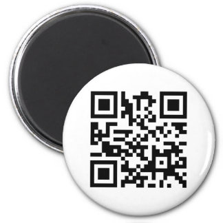 VIRUS IS NOW DOWNLOADING!   (QR Code Product) Magnet