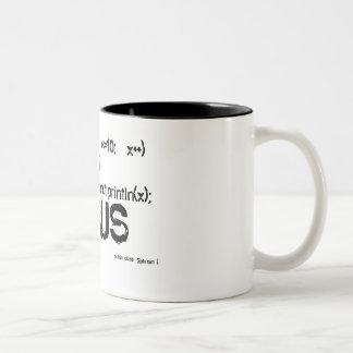 Virus Mug