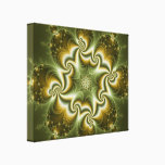Virus Mutation Canvas Print