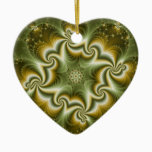 Virus Mutation Ceramic Ornament