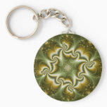 Virus Mutation Keychain