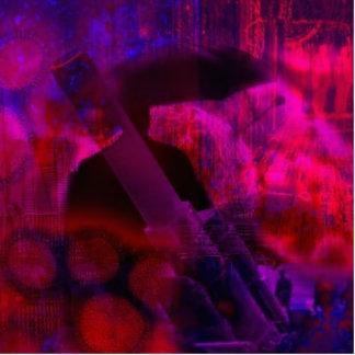 virus photo cutout