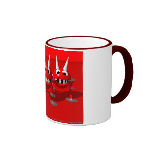 Virus Ringer Coffee Mug
