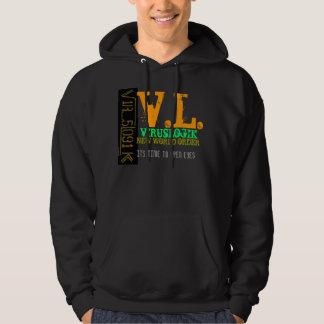 viruslogik 3... hooded sweatshirt