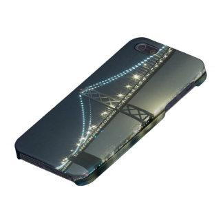 Virutas a lo largo del Embarcadero, San Francisco iPhone 5 Carcasa