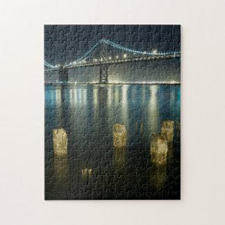Virutas a lo largo del Embarcadero, San Francisco Puzzles