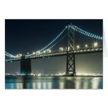 Virutas a lo largo del Embarcadero, San Francisco Tarjeta De Felicitación