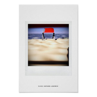 VIS A VIS - 3D Computer ART Digital Realism Poster