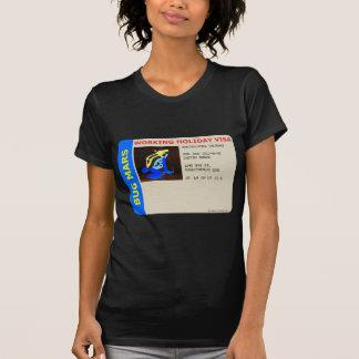 Visa de Marte del insecto T Shirt