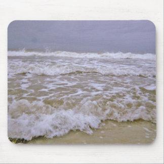 Viscious Waves Along Coast of North Carolina Mouse Pad