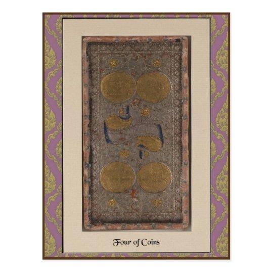 Visconti Tarot Deck Card - circa 1428-1447
