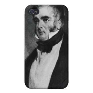 Viscount Melbourne Cases For iPhone 4