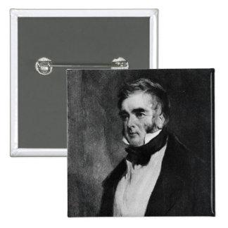 Viscount Melbourne Pinback Button