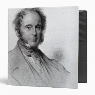 Viscount Palmerston, engraved by Emery Walker Binder