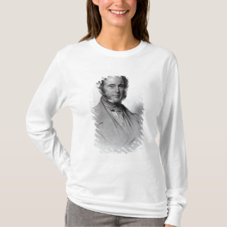 Viscount Palmerston, engraved by Emery Walker T-Shirt