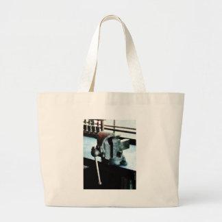 Vise Large Tote Bag