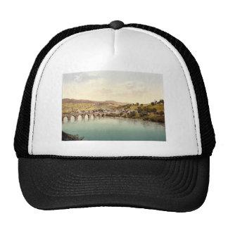 Visegrad Bosnia Austro-Hungary rare Photochrom Mesh Hats
