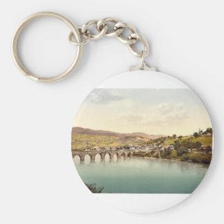Visegrad Bosnia Austro-Hungary rare Photochrom Key Chain