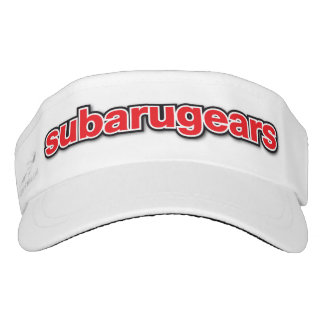 Visera de Subarugears Visera