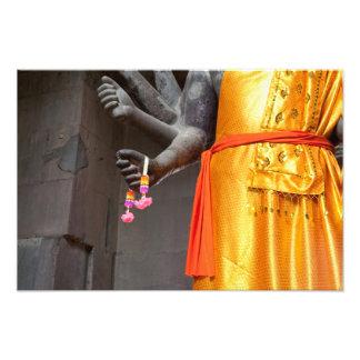 Vishnu Angkor Wat Cambodia Photo Print
