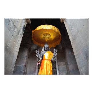 Vishnu Angkor Wat Cambodia Photograph