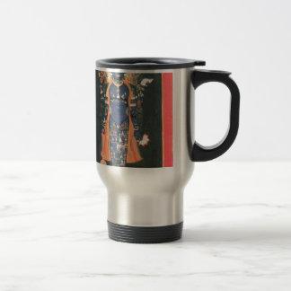 Vishnu as macrocosm travel mug