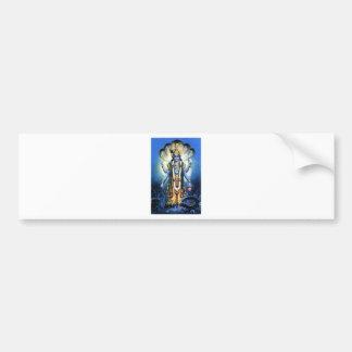 Vishnu Bumper Sticker