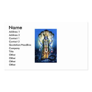 Vishnu Business Card
