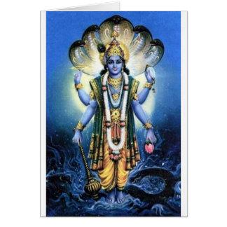 Vishnu Card