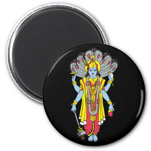 Vishnu Imán De Frigorifico