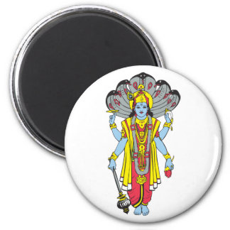 Vishnu Imán Redondo 5 Cm