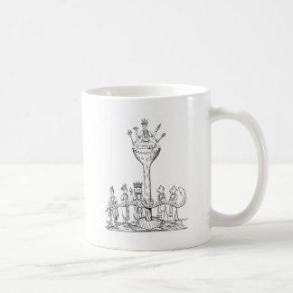 Vishnu in the 2nd Avatar Coffee Mug