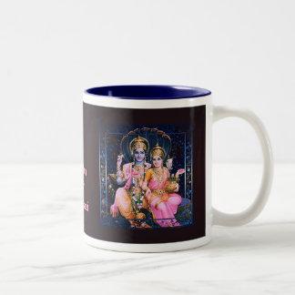 Vishnu & Lakshmi Mug, Cup