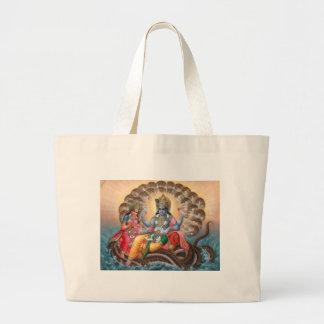 Vishnu Lakshmi Tote Bag
