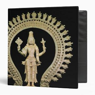 Vishnu, Late Chola 3 Ring Binder
