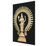 Vishnu, Late Chola Canvas Print