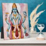 Vishnu Placa Para Mostrar