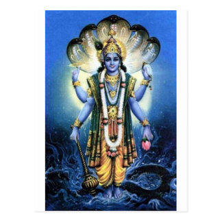 Vishnu Postales