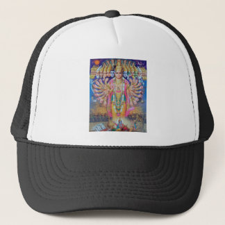 Vishnu trucker cap